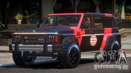 Annis Hellion L7 для GTA 4