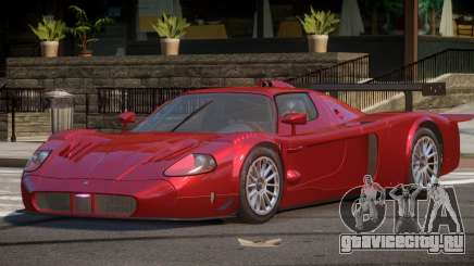 Maserati MC12 BS для GTA 4