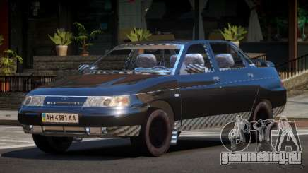 Lada 110 1.5 GLI для GTA 4