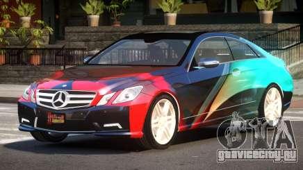 Mercedes E500 MS PJ5 для GTA 4