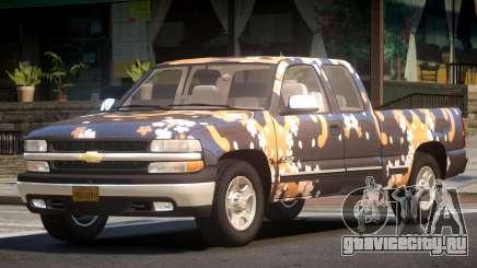 Chevrolet Silverado OR PJ1 для GTA 4