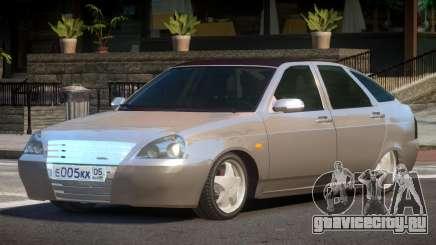 Lada Priora 2170 HK для GTA 4