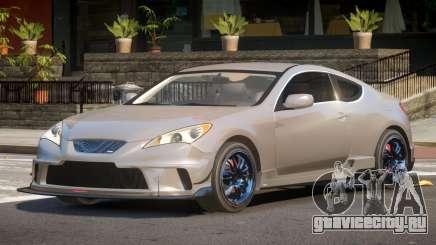 Hyundai Genesis TR для GTA 4