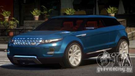 Land Rover LRX для GTA 4