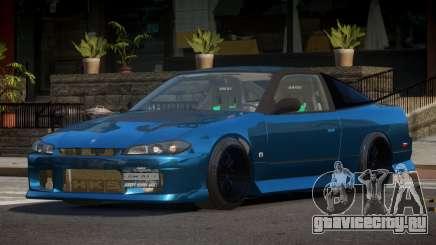 Nissan Silvia S15 GST для GTA 4