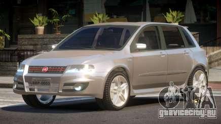 Fiat Stilo RS для GTA 4