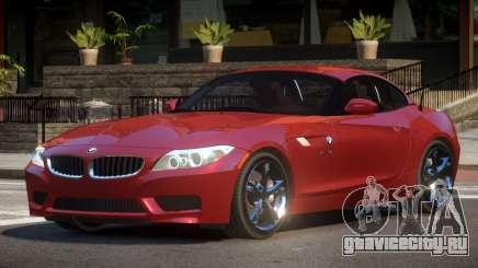 BMW Z4 SR для GTA 4