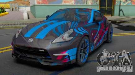 2018 Nissan 370z Nismo для GTA San Andreas