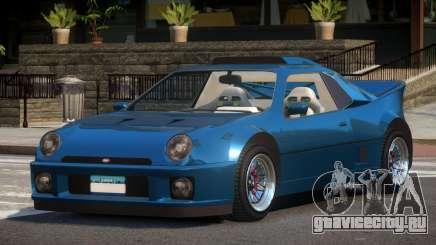 Vapid GB200 для GTA 4