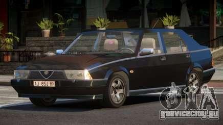 1987 Alfa Romeo 75 для GTA 4