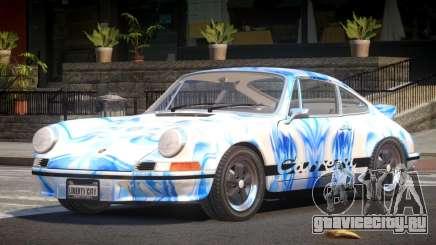 1982 Porsche Carrera RS PJ1 для GTA 4