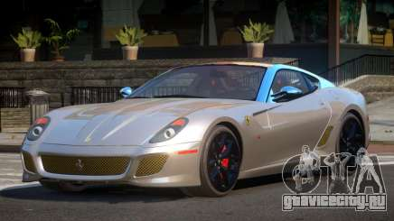 Ferrari 599 PSI для GTA 4