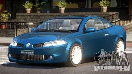 Renault Megane SR для GTA 4
