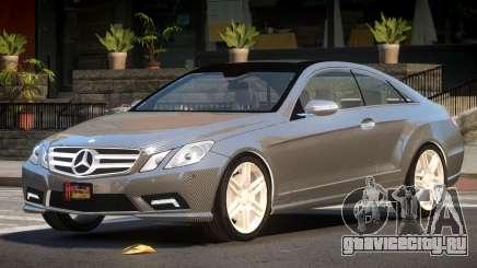 Mercedes E500 MS PJ4 для GTA 4