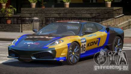 Ferrari F430 BS PJ4 для GTA 4