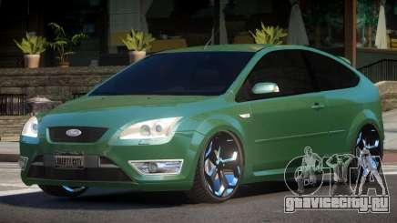 Ford Focus HK для GTA 4