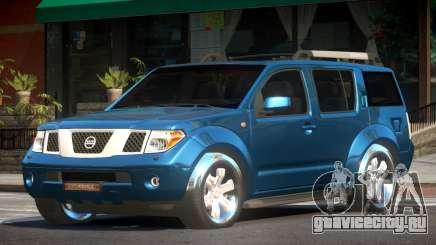 Nissan Pathfinder V1.2 для GTA 4