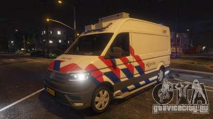 Volkswagen Crafter Police ELS для GTA 5