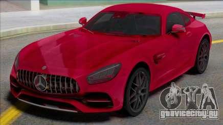 Mercedes-Benz AMG GT 2020 для GTA San Andreas