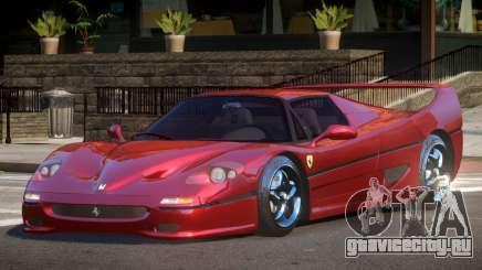 Ferrari F50 PSI для GTA 4