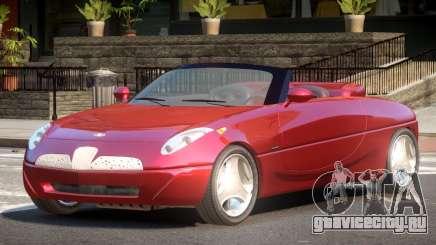 Daewoo Joyster SR для GTA 4
