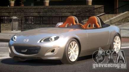 Mazda MX5 L-Tuning для GTA 4
