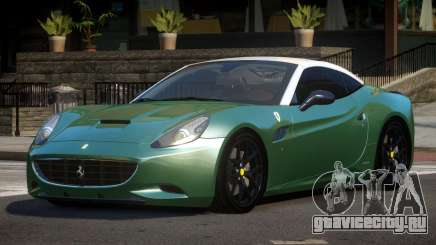 Ferrari California GST для GTA 4