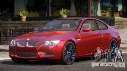 BMW M3 E92 SC для GTA 4