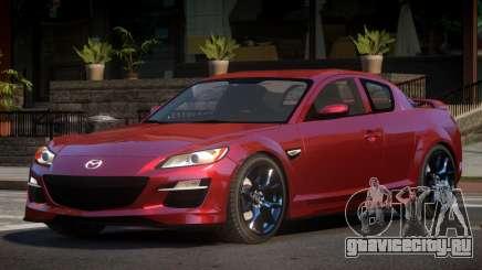 Mazda RX8 L-Tuned для GTA 4