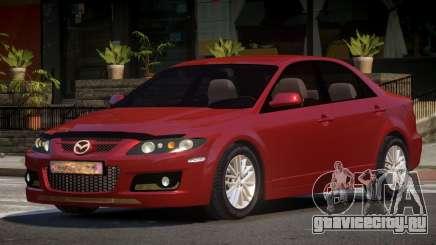 2005 Mazda 6 для GTA 4
