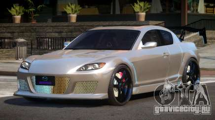 Mazda RX8 S-Tuning для GTA 4