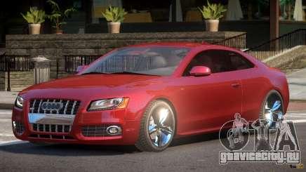 Audi S5 GS для GTA 4