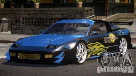 Nissan 240SX R-Tuned PJ5 для GTA 4