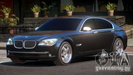 BMW 750Li GS для GTA 4