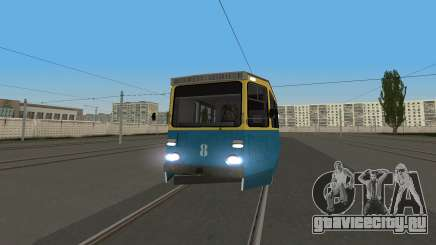 КТМ-5М3 для GTA San Andreas