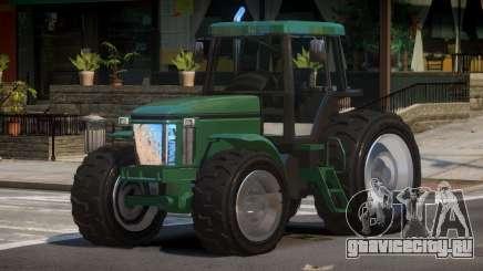 Stanley Fieldmaster для GTA 4