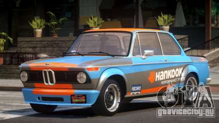 BMW 2002 R-Tuned PJ2 для GTA 4