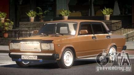 VAZ 2107 BS для GTA 4