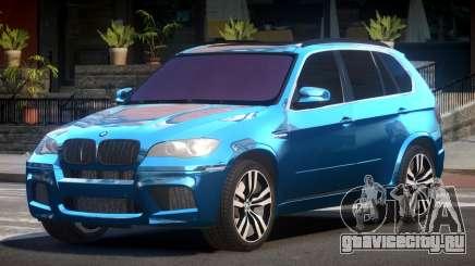 BMW X5M NR V1.0 для GTA 4