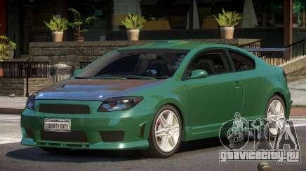 2007 Scion tC для GTA 4