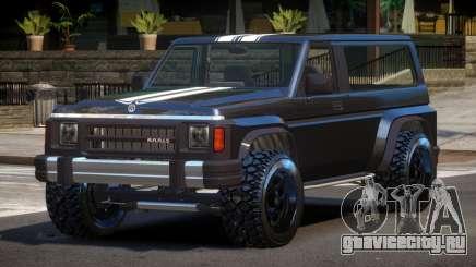 Annis Hellion L1 для GTA 4