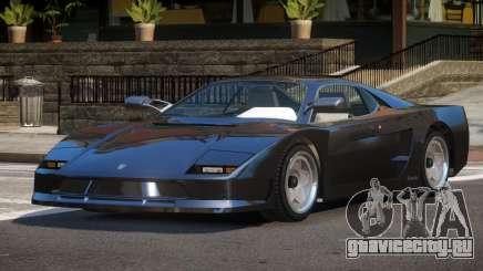 Grotti Turismo Classic для GTA 4