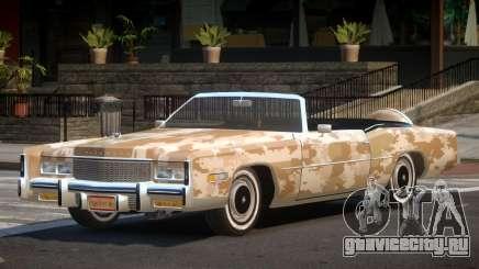 1976 Cadillac Eldorado PJ3 для GTA 4