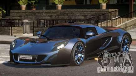 Hennessey Venom GT Sport для GTA 4