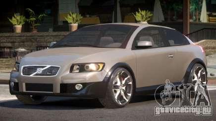 Volvo C30 HK для GTA 4