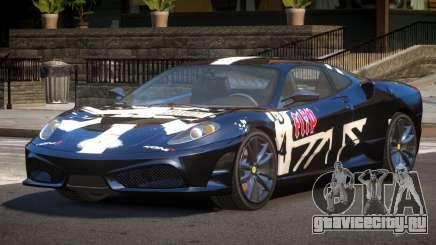 Ferrari F430 BS PJ7 для GTA 4