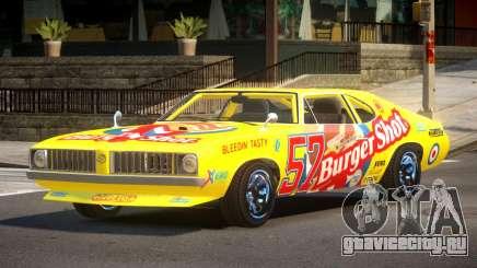 Declasse Stallion Burger Shot для GTA 4