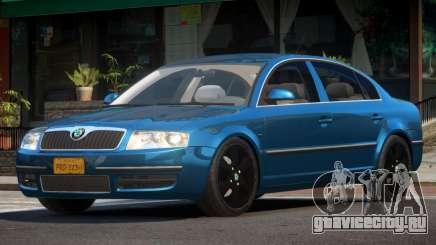 2005 Skoda SuperB B5 для GTA 4