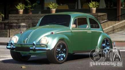 Volkswagen Fusca LT для GTA 4