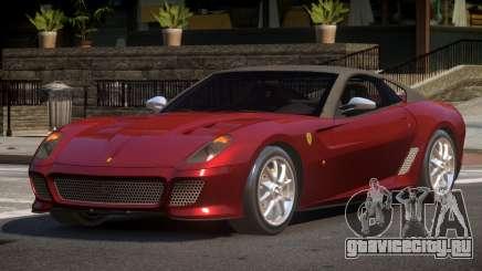 Ferrari 599 GTO V1.2 для GTA 4